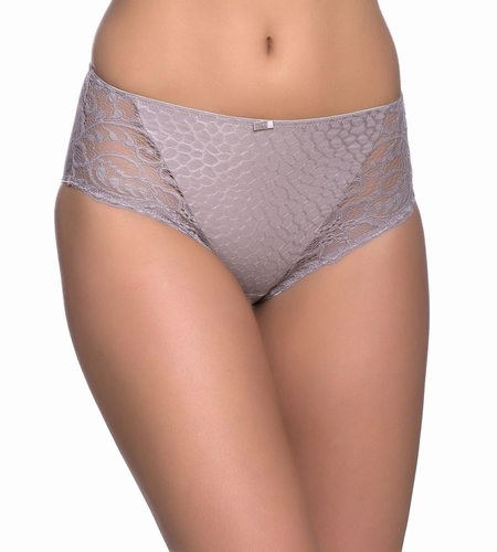 Vivienne taile slip in taupe kleur