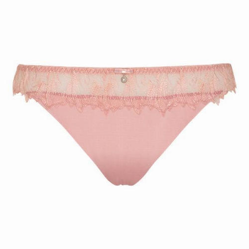 Cotton candy slip en of string  by Lingadore