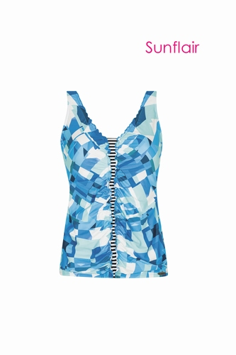 Sunflair tankini Clear water in 48D art 28092