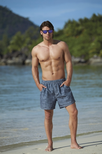 Zwem/beach short Sunflair