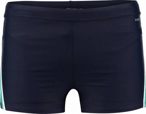 Manouxx heren zwemshort in marine en zwart 42652