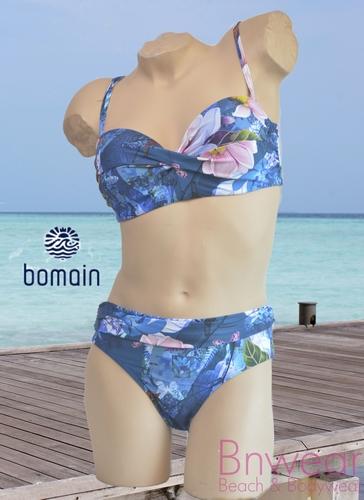 Bomain beugel bandeau bikini Baker flower 27014