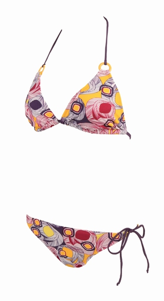 Triangel halter bikini van Elemar