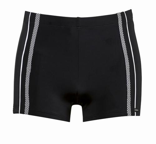 Sunmarin zwem boxershort in zwart