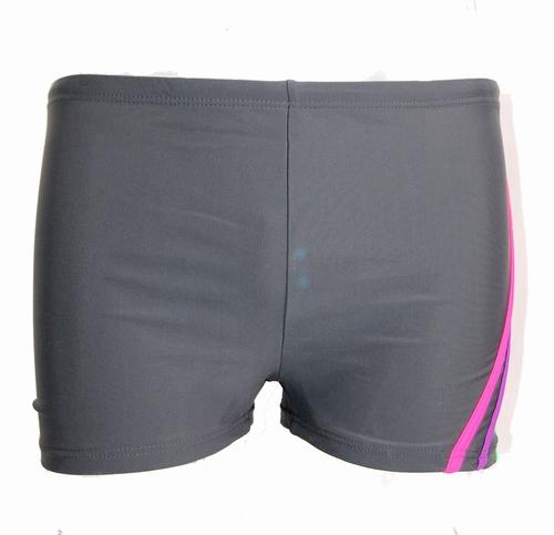 Zwem boxershort in grijs van CBK in grote herenmaten.
