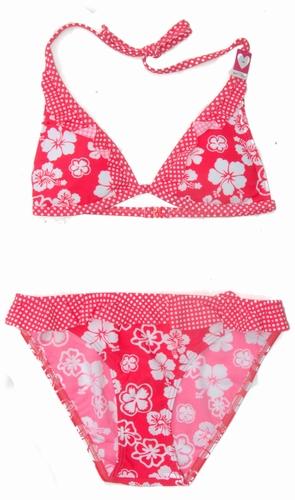 Roesjes bikini van Boobs & bloomers met padded cup