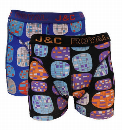 Mannen boxer set in 2 -pack