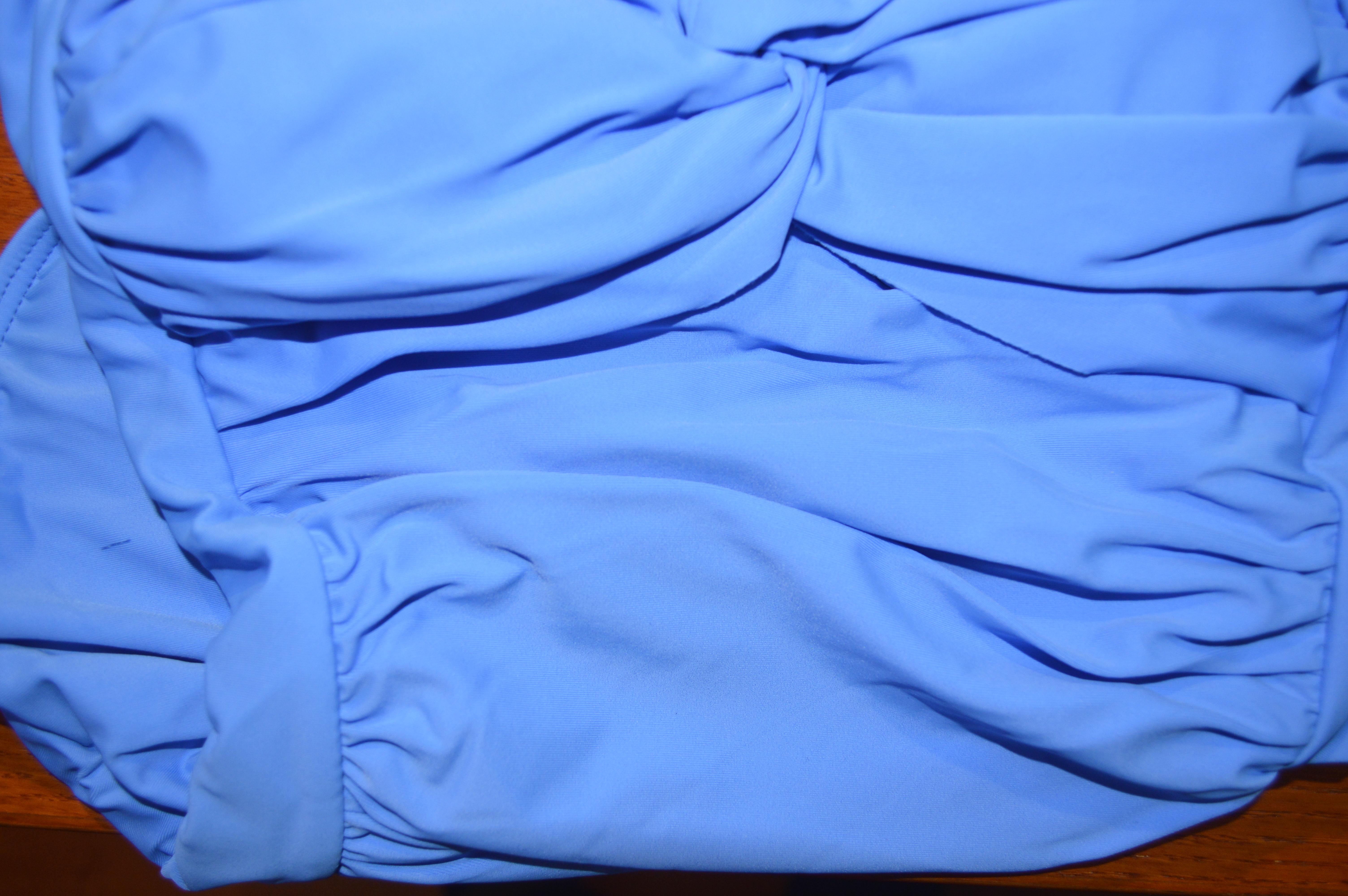 Badpak Bomain in licht blauw
