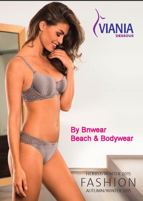 Viania vivian t shirt bh met spacer-cup