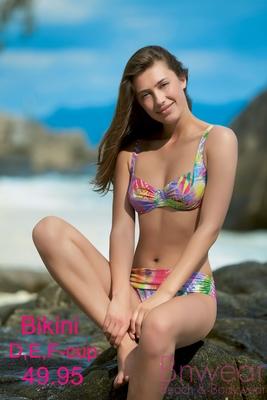 Sunamrin hawaiian beugel bikini  11058