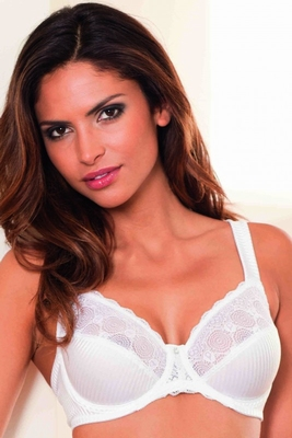 Viania beugel BH in B,C,D,E,F-cup inkt blauw