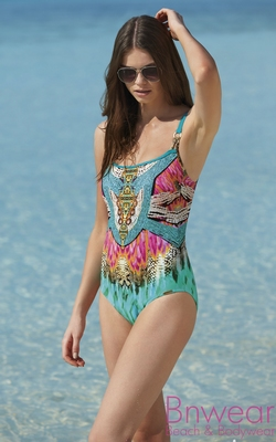Badpak sunflair Oriental Dream 22343 Beachdress 23219